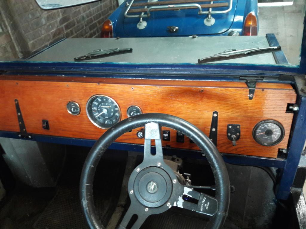 For sale 1971 Mini Scamp kit car  20181015