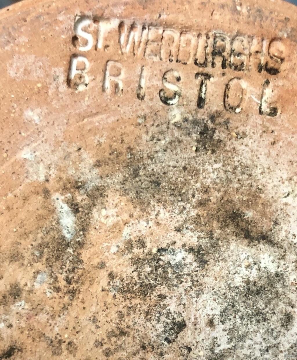 Steve Carter, St Werburghs Bristol Pottery Jug J310