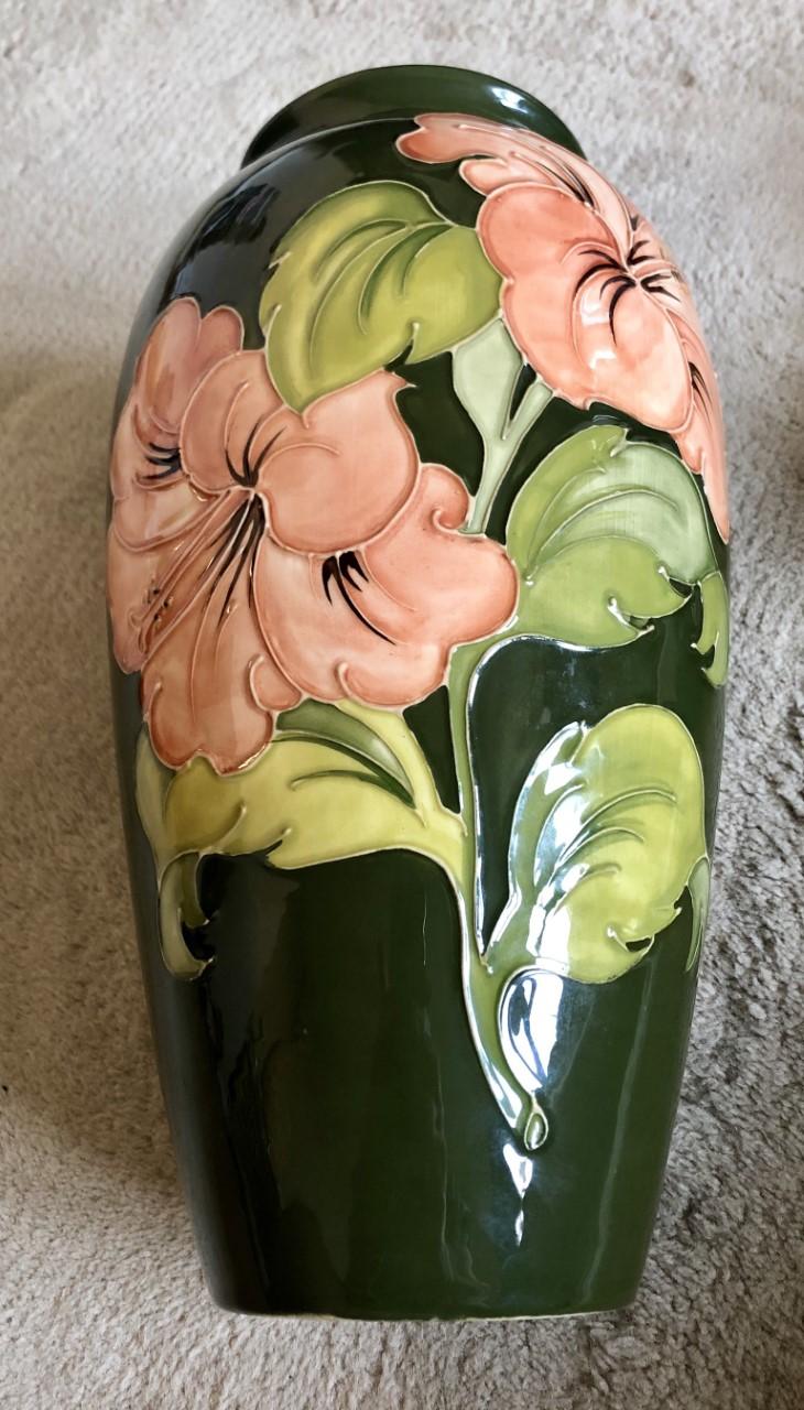 Large Moorcroft Vase  M112