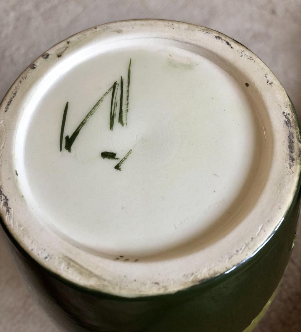 Large Moorcroft Vase  M313