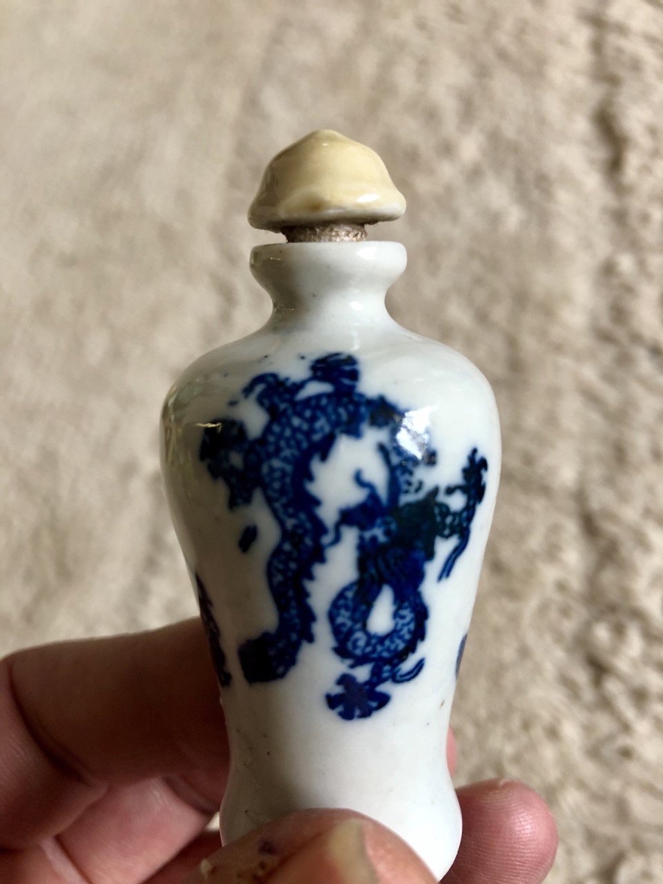 Chinese Scent bottle S410