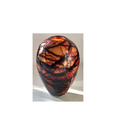 Studio Glass vase  V112