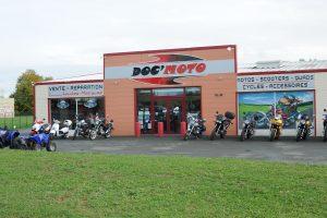 Concessionnaire DOC MOTO à Mauzé-sur-le-Mignon Photo-10