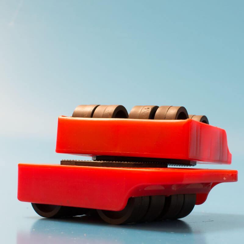 Astuce pour tension et graissage de chaine Rangem10