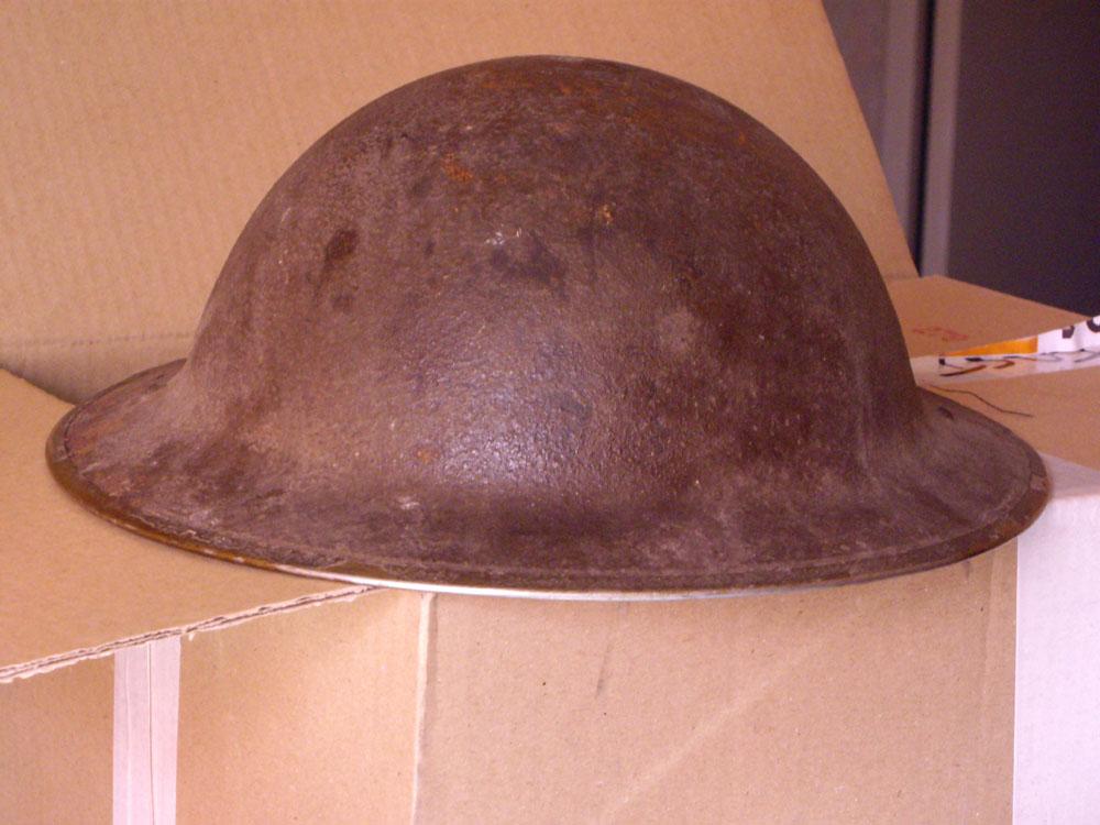 Casque Mk2 intérieur US 1917 104_co10