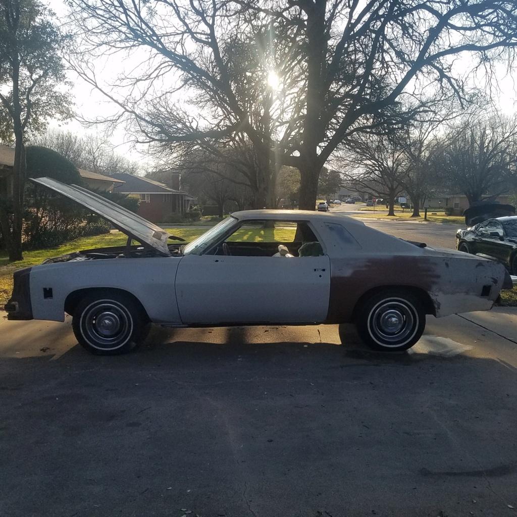 1976 Chevelle Laguna for sale Fort Worth, Texas 20190114