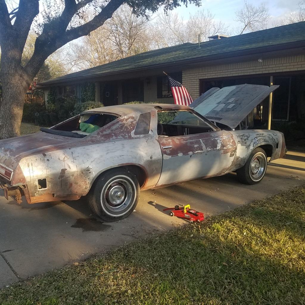 1976 Chevelle Laguna for sale Fort Worth, Texas 20190115