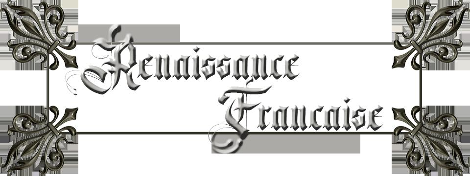 Renaissance Française