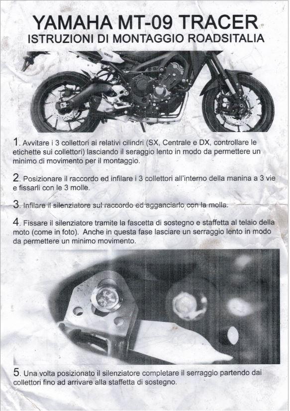 Ligne Roadsitalia Tracer 900 - Page 2 Roadsi10