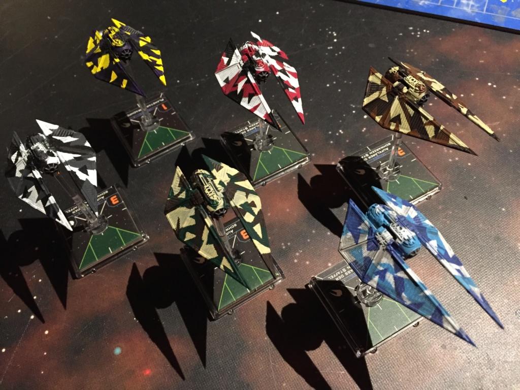 Camo Striker Schwarm mit Pilotenkarten Img_4410