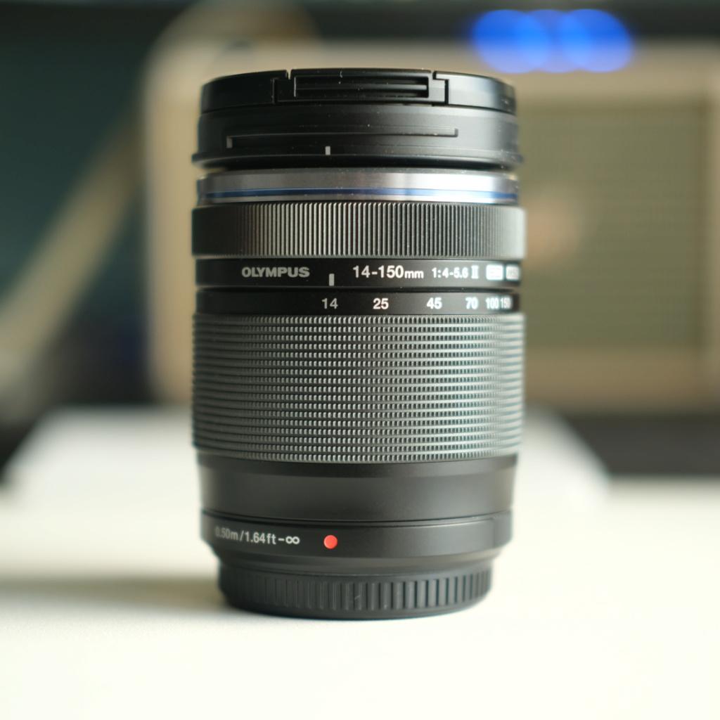 [VENDU] Objectif OLYMPUS M.ZUIKO Digital ED 14-150mm F4-5.6 II Dscf1012
