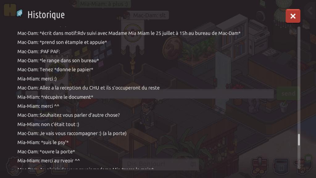 [C.H.U] Rapport de roleplay de Mac-Dam C6cc7510