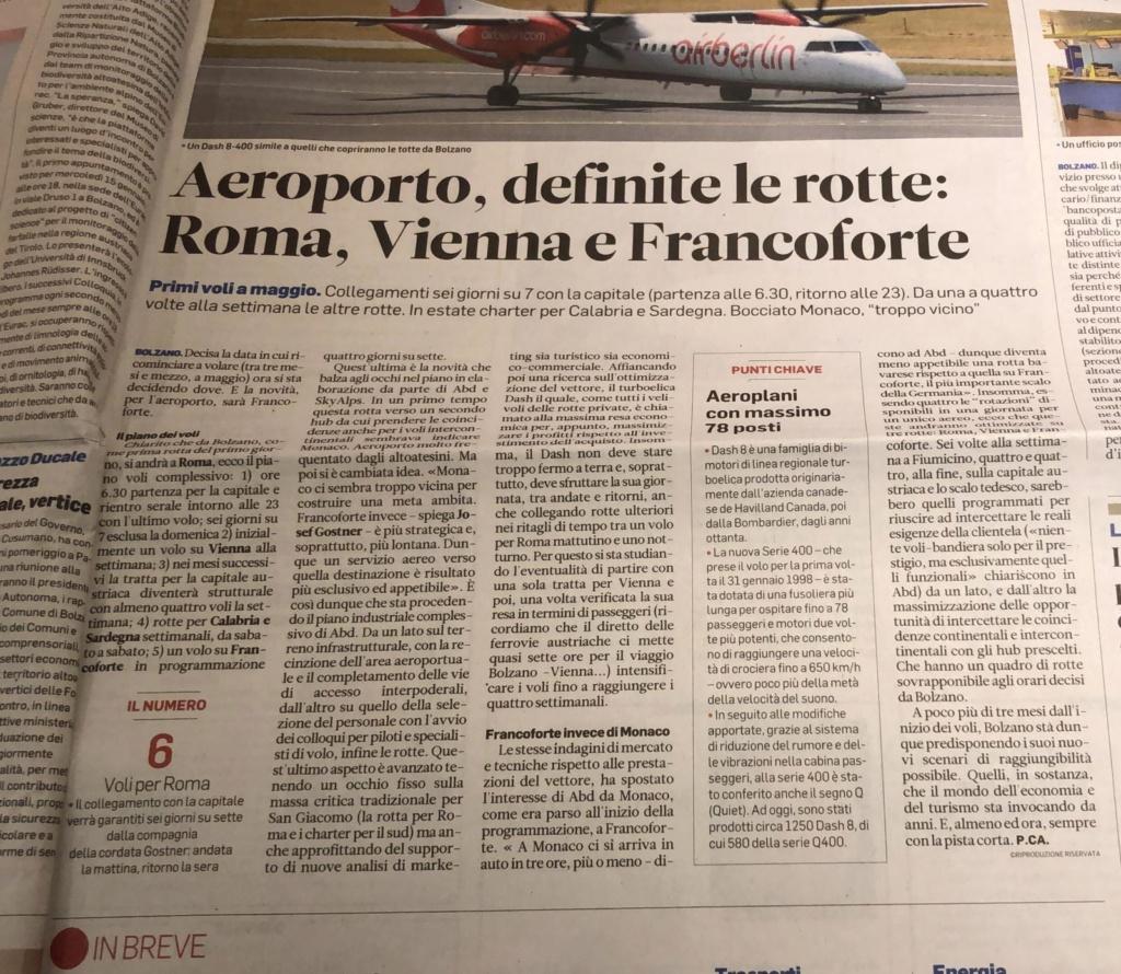 Nuova compagnia aerea italiana: SkyAlps 7886ca10