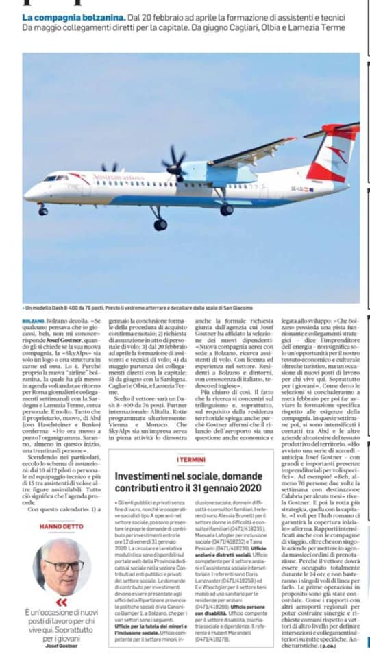 Nuova compagnia aerea italiana: SkyAlps Artico10