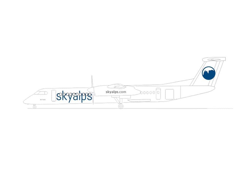 Nuova compagnia aerea italiana: SkyAlps Proget10