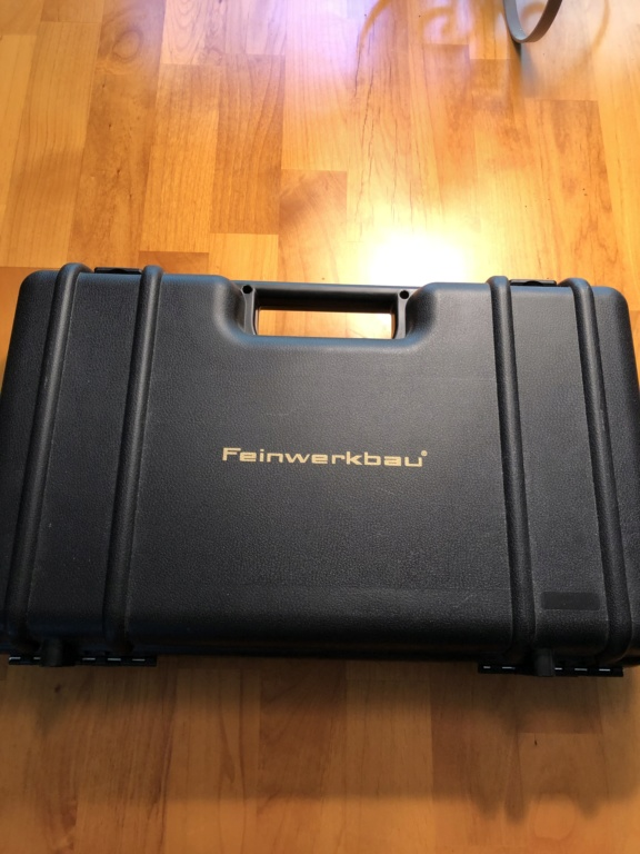 ###SOLD### WTS Feinwerkbau AW93 + extras, LNIB Condition  2019-011