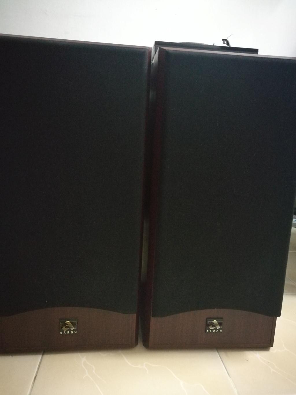 aaron ats-2 speakers  made in Australia                          Img_2011