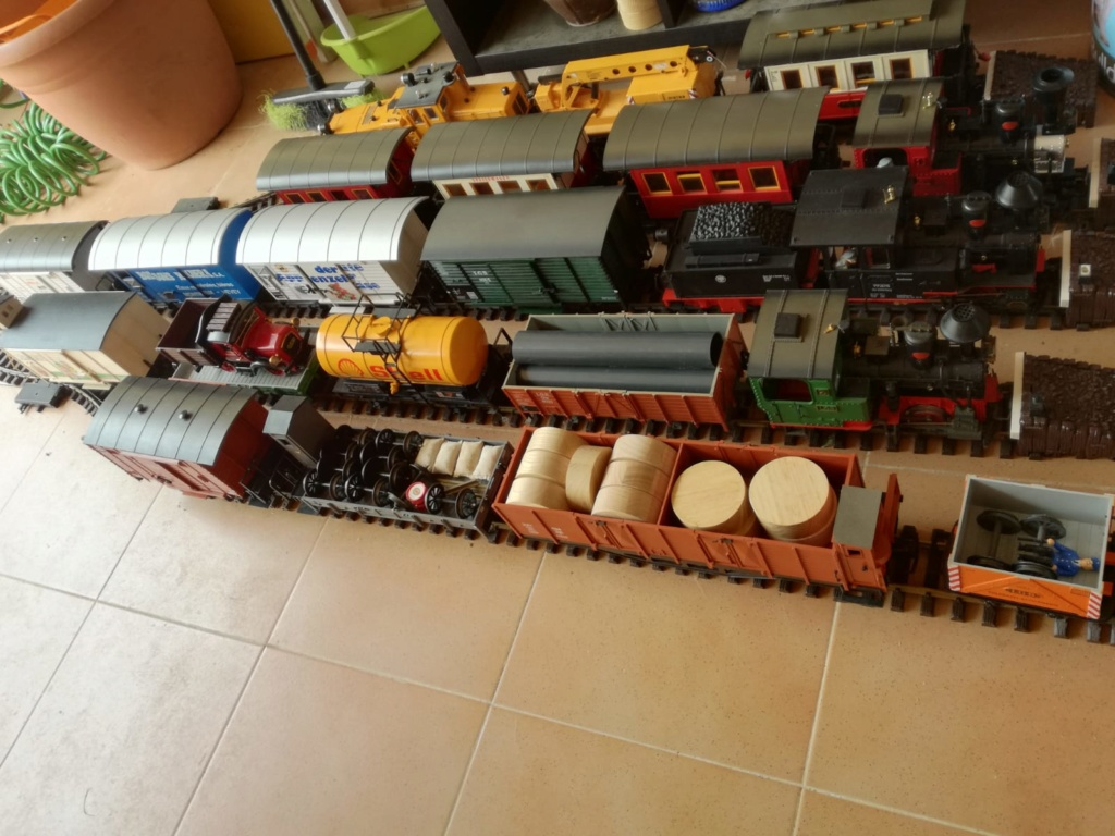 El tren de la Tarima de Pontos 7c490a10