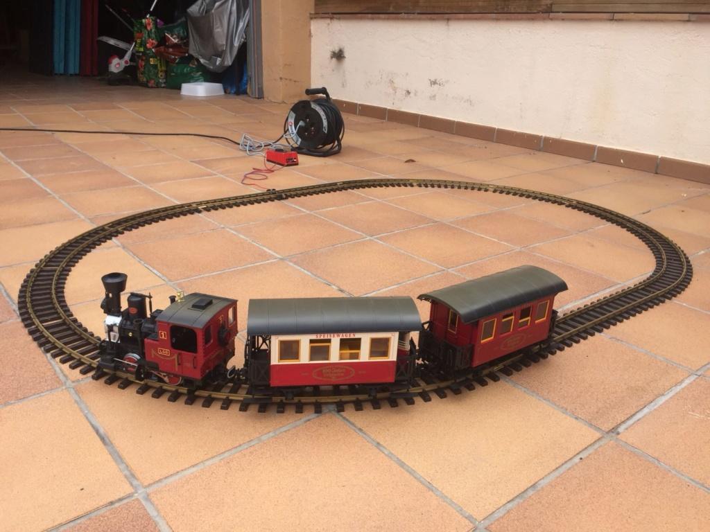 El tren de la Tarima de Pontos 9f122d10