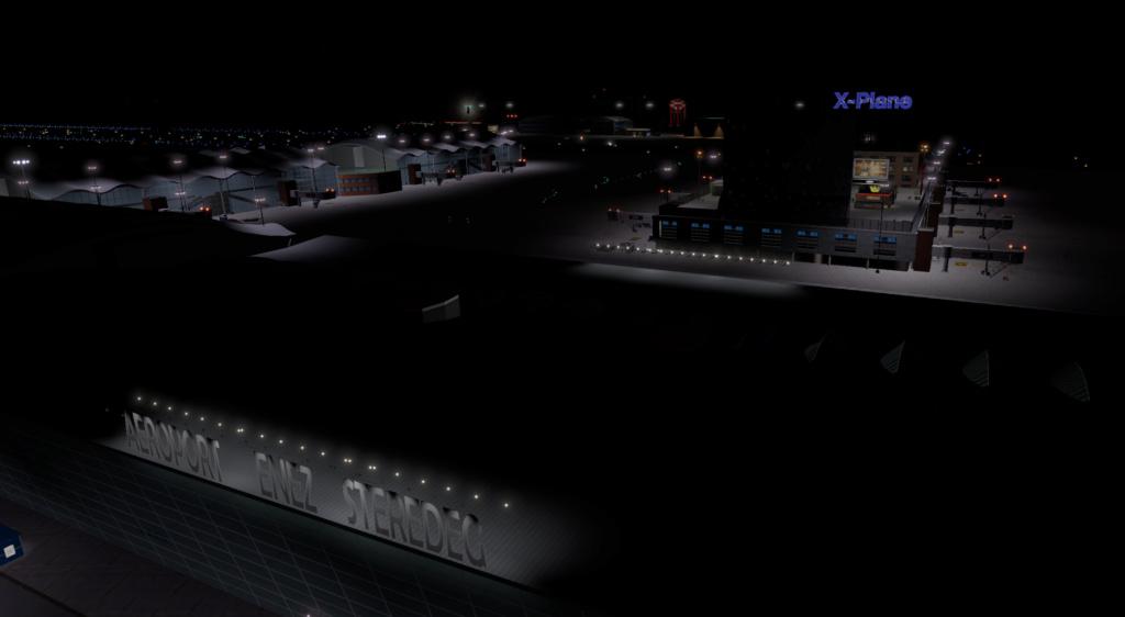 Projet Aéroport de FSX-France 2020-011