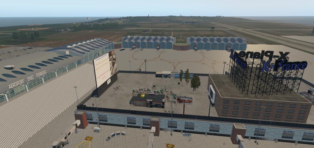 Projet Aéroport de FSX-France 2020-013