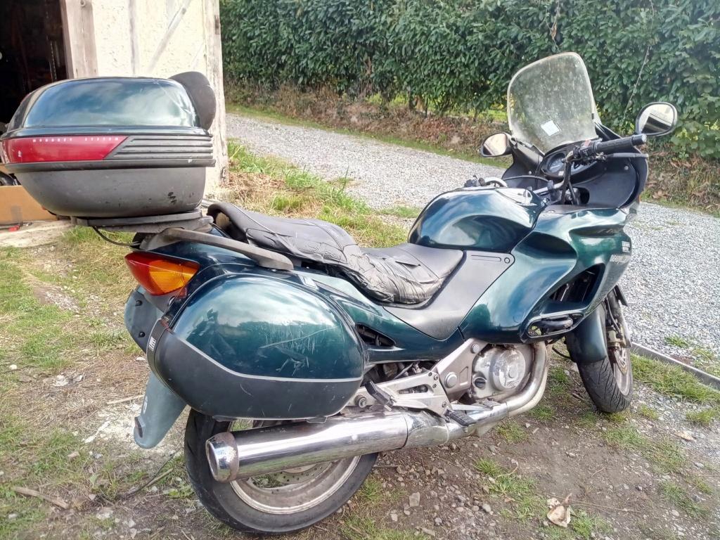 Deauville 650 : modèle 2001 : premières impressions Img_2010