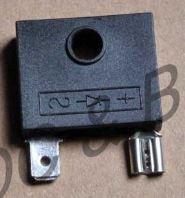 Branchement batterie - 125 1979 Diode-11