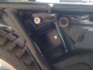 Kit allumage électronique Velleman K2543 sur DTMX modèle 79 Photo013