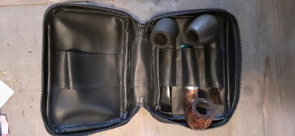 Valisettes, coffrets, pochettes pour transporter vos pipes - Page 2 20191174