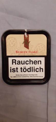 Mac Baren HH Burley Flake  20191218