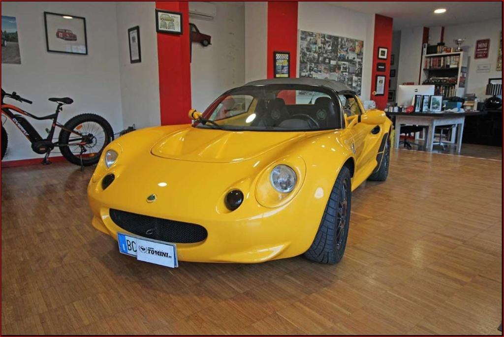 Lotus Elise serie 1 - annunci vendita e consigli - Pagina 2 00110