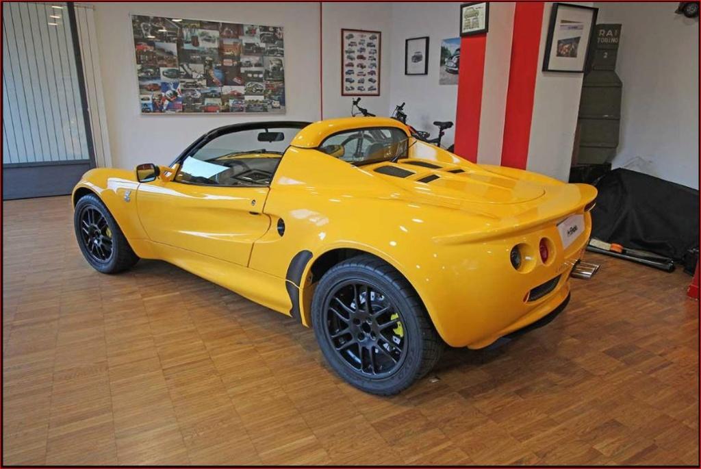 Lotus Elise serie 1 - annunci vendita e consigli - Pagina 2 00210