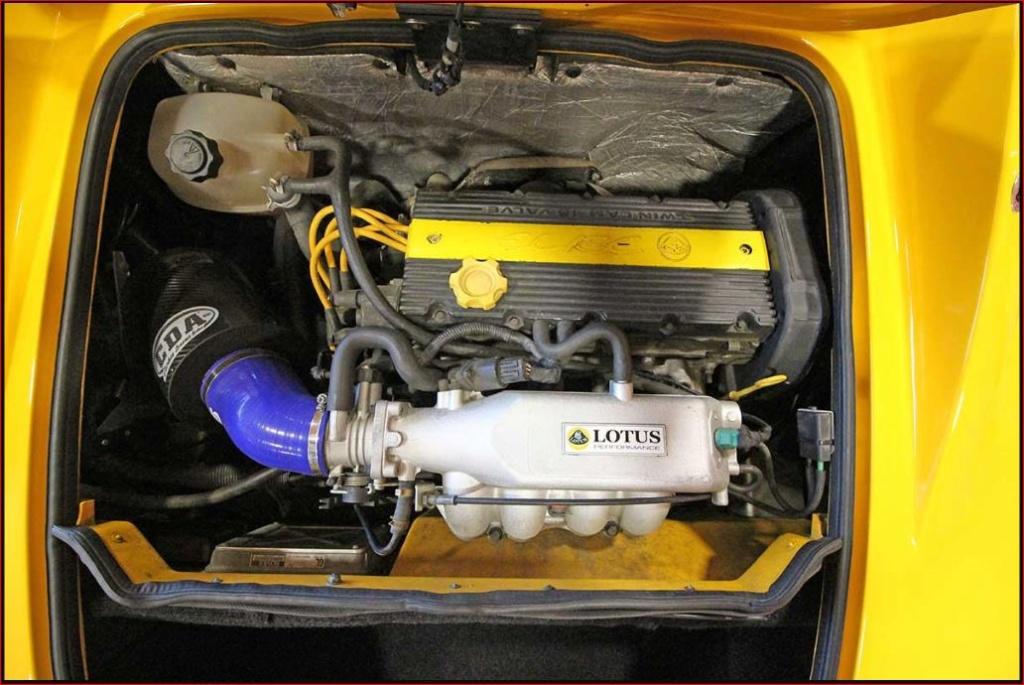 Lotus Elise serie 1 - annunci vendita e consigli - Pagina 2 00410