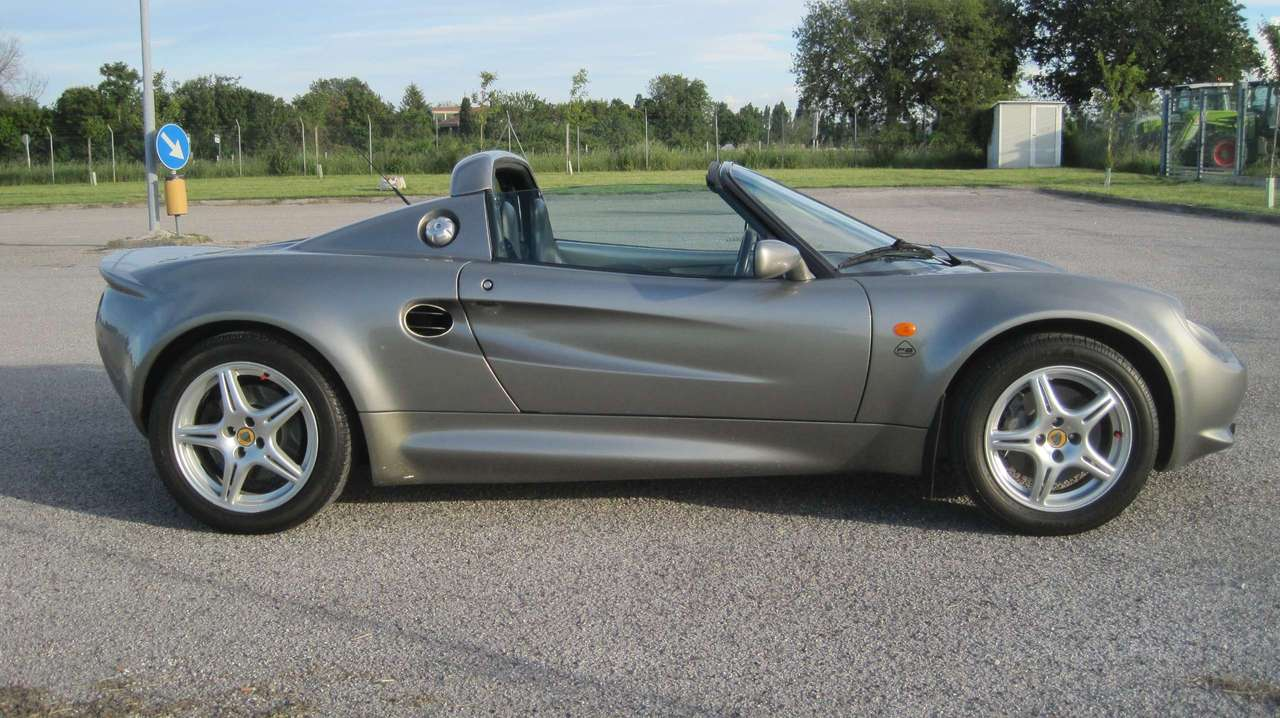 Lotus Elise serie 1 - annunci vendita e consigli - Pagina 4 05410