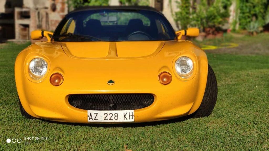 Lotus Elise serie 1 - annunci vendita e consigli - Pagina 4 05810