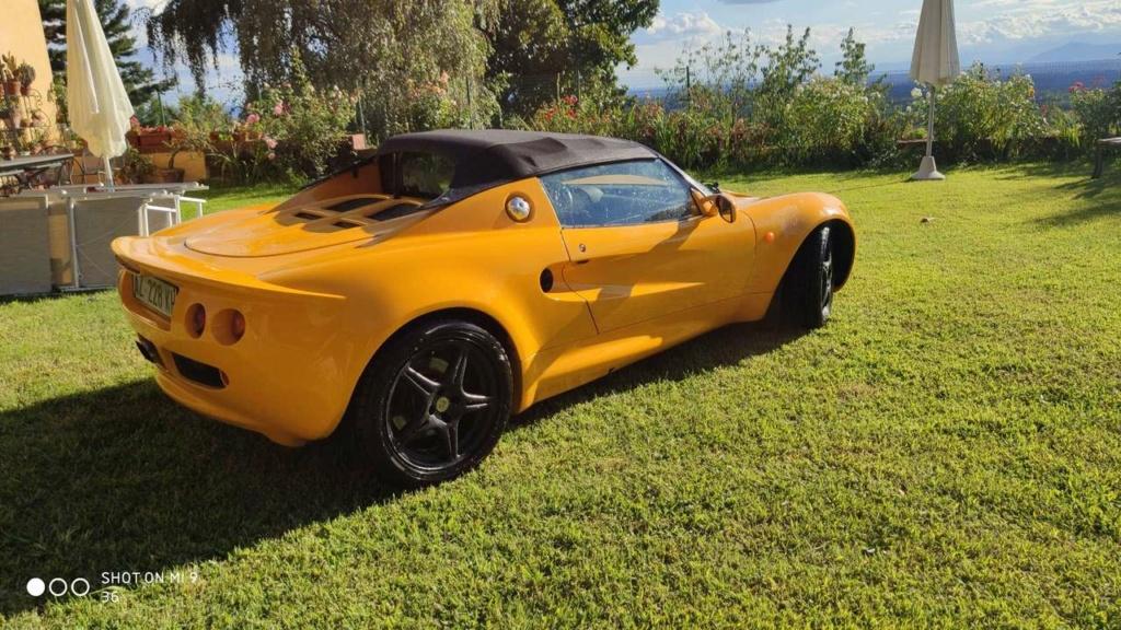 Lotus Elise serie 1 - annunci vendita e consigli - Pagina 4 05910