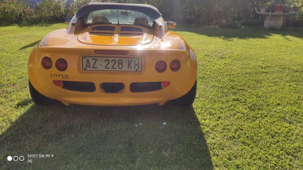 Lotus Elise serie 1 - annunci vendita e consigli - Pagina 4 06110