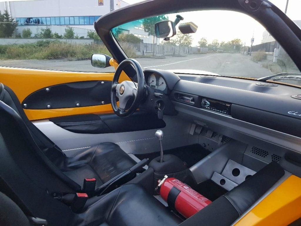 Lotus Elise serie 1 - annunci vendita e consigli - Pagina 4 08111