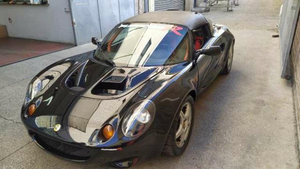 Lotus Elise serie 1 - annunci vendita e consigli - Pagina 4 09110