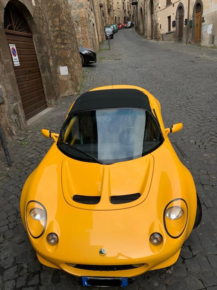 Lotus Elise serie 1 - annunci vendita e consigli - Pagina 2 110