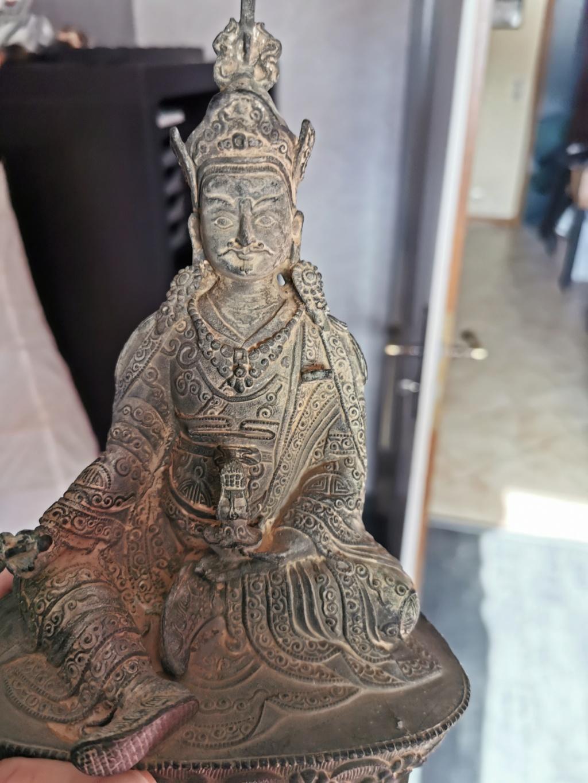 Statue bouddhiste padmasambhava Rinpoc12