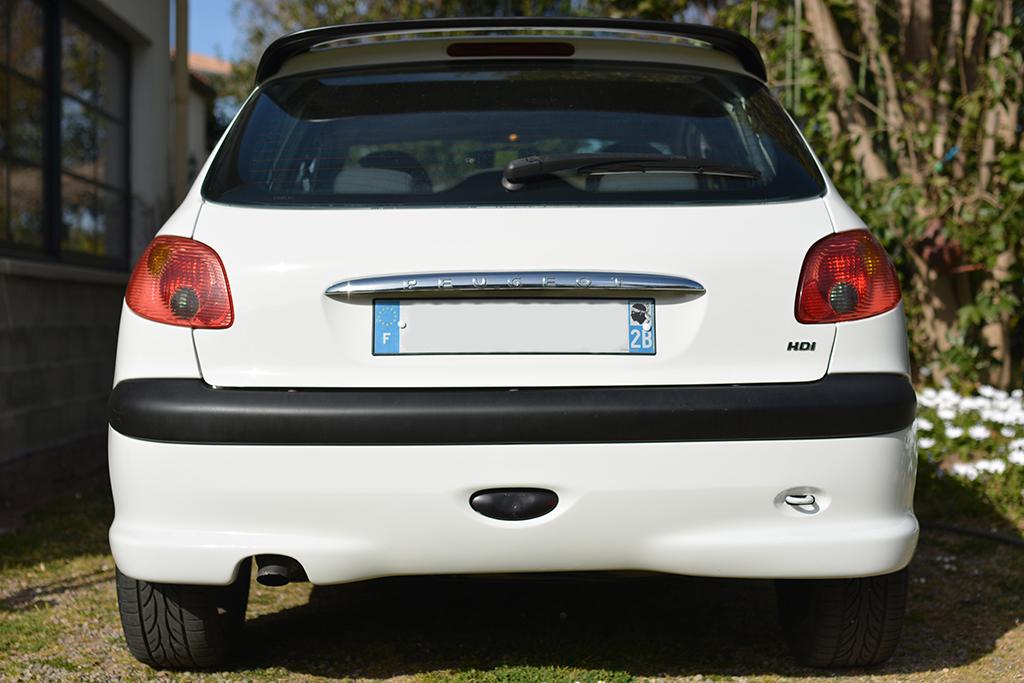 Présentation - 206 hdi 2.0L 90ch XT Premium 510