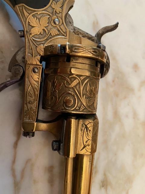 revolvers  système le faucheux Image110