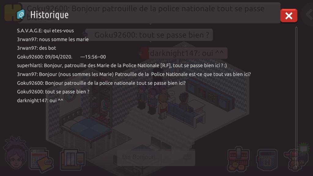[PN] rapport de patrouille de Goku92600  Scree170