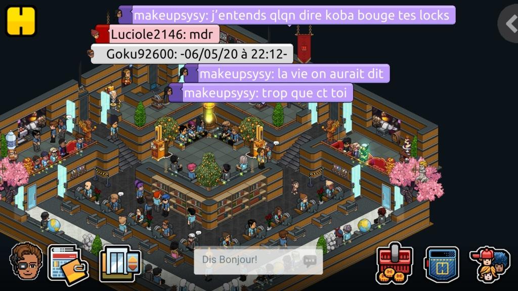 [PN] rapport d'activité de Goku92600  - Page 2 Scree330