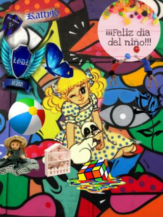⚔⚔⚔⛌***LEGENDARIAS GUERRERAS DEL ZAFIRO***⚔⚔⚔  ⛌Ataque  Final   ⛌FESTEJO DEL DIA DEL NIÑO ⛌⚔⚔ Cupace32