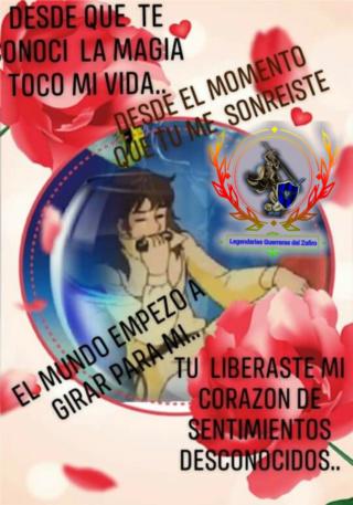 LEGENDARIAS GUERRERAS DEL ZAFIRO SEGUNDO ATAQUE DE ESPADAS Y ESCUDOS ***CANCIÓN PARA TERRY*** Portad10