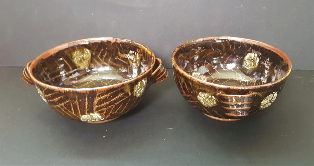 Pottery ID, pair of bowls  20200413