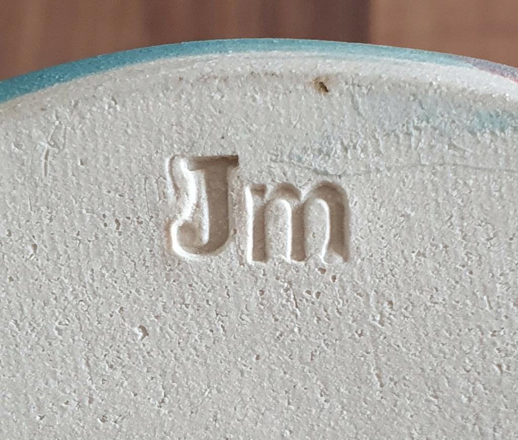 Help ID Studio pottery vase marked JM 20200919