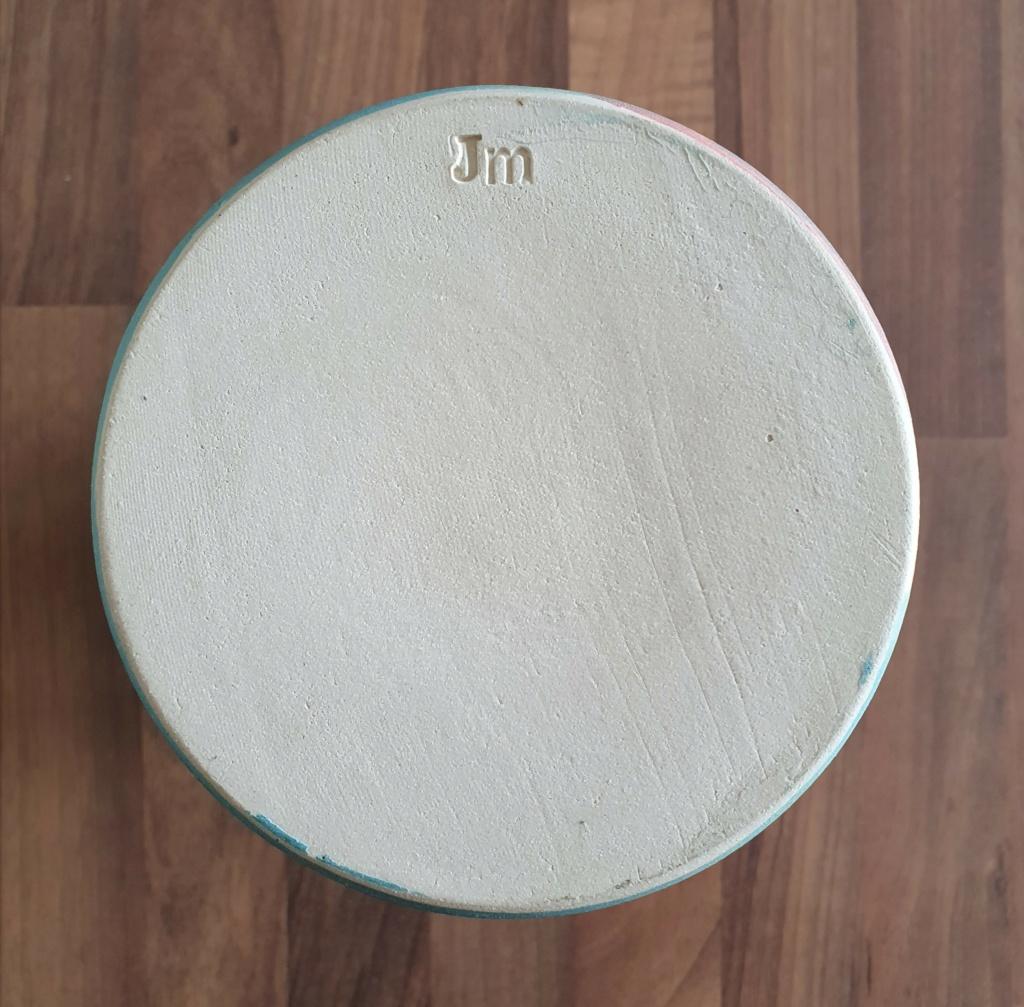 Help ID Studio pottery vase marked JM 20200921